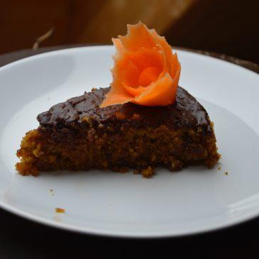 Klaras Karottenkuchen
